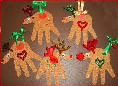 Lavoretti Di Natale Veloci E Facili.Lavoretti Di Natale Bellissimi Lavoretti Di Natale Per Bambini